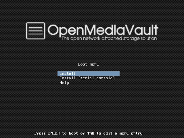 LINUX All in One HelpDesk: [Ubuntu] :Openmediavault – Setup